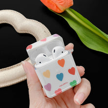 Load image into Gallery viewer, Colorful Heart Airpods Case - Phonocap