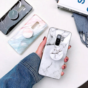 Marble Phone Case for Samsung - Phonocap