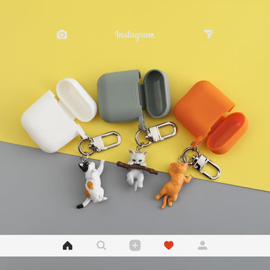 Cats airpods case - Phonocap