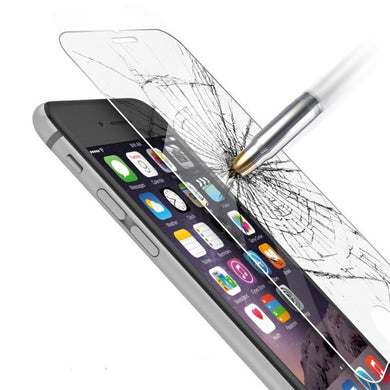 Protective Tempered Glass For iPhone - Phonocap