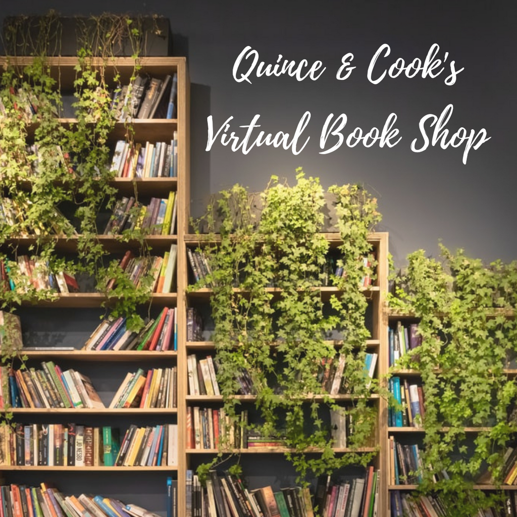 Browse Quince & Cooks' virtual book shop