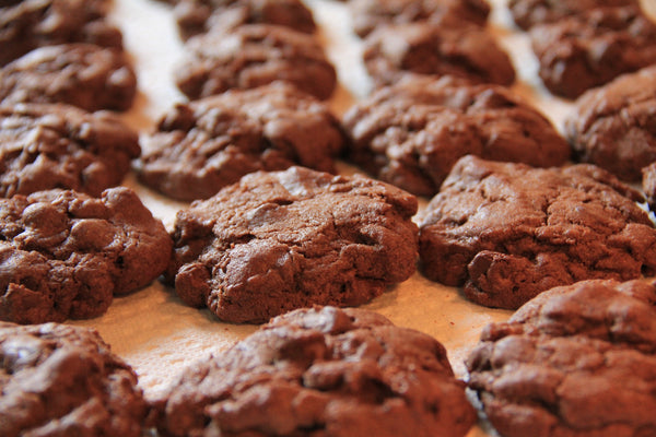 Double Choc Peanut Butter Cookies Recipe