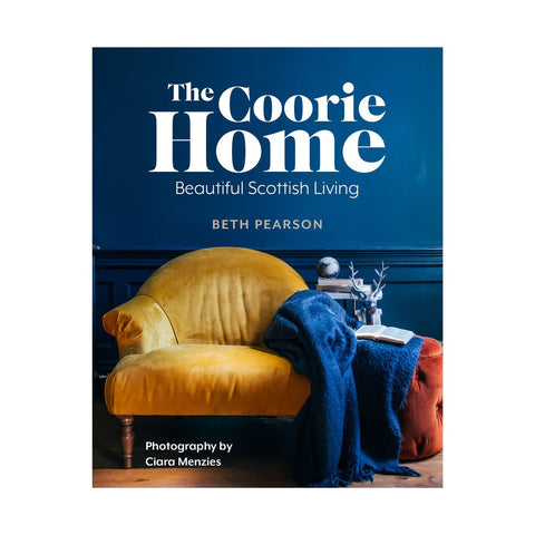 The Coorie Home Beautiful Scottish Living book cover