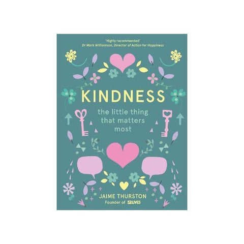 Kindness Book Cover