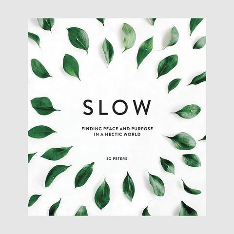 slow book cover