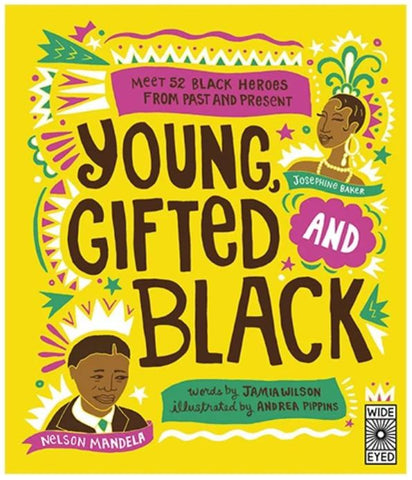 Young Gifted and Black book cover
