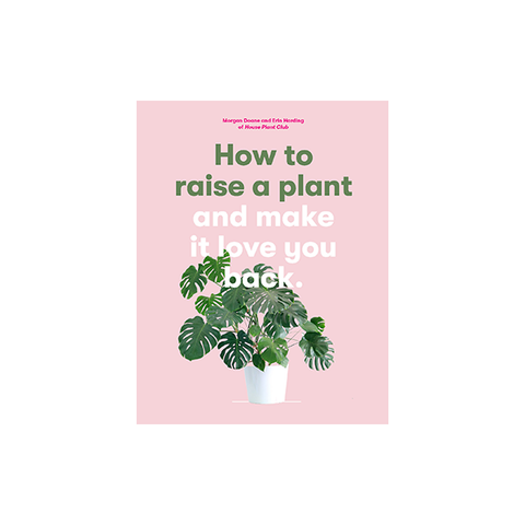 How to raise a plant and make it love you back book cover