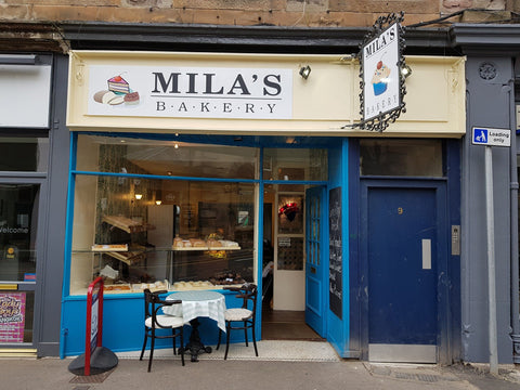 Mila's Bakery Perth