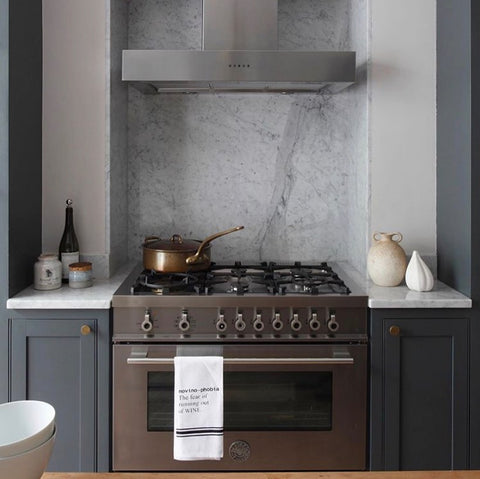 Bertazzoni Range Cookers at Quince and Cook