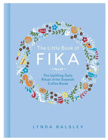 The Little Book of Fika book cover