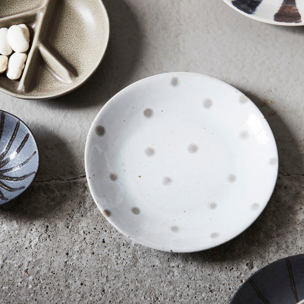 Dots Plate