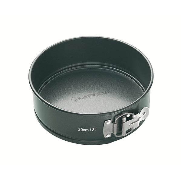 Non-Stick 20cm Loose Base Spring Form Cake Tin