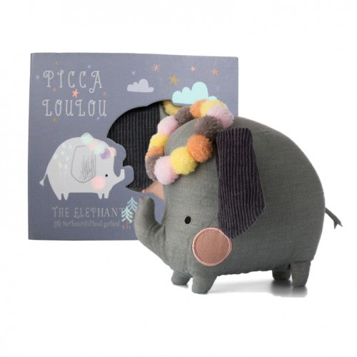 Ellie Elephant Gift Boxed Toy