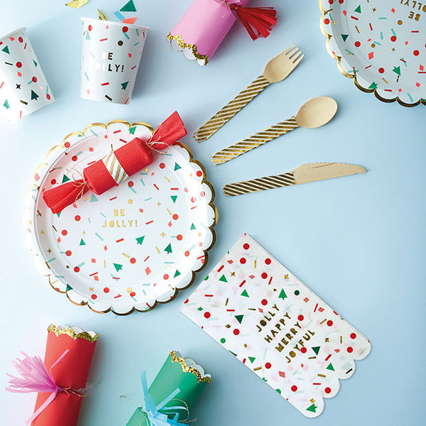Jolly Paper Party Range - Quince Living