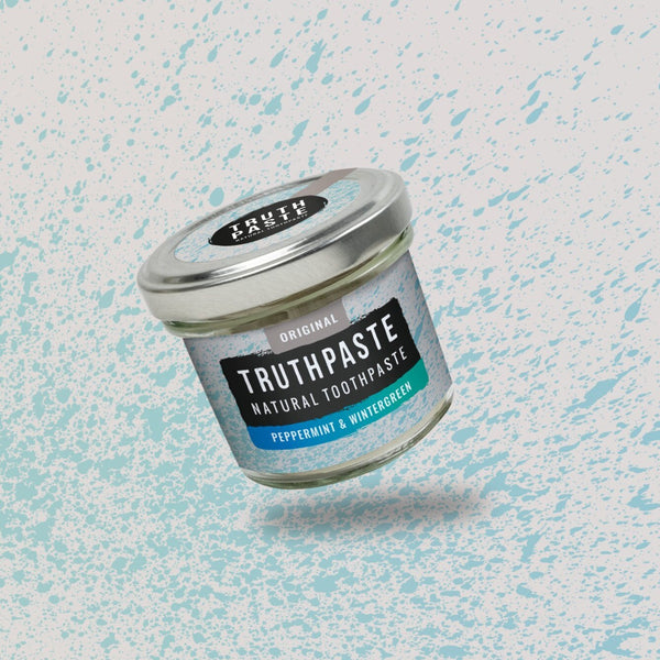 Natural Mineral Toothpaste