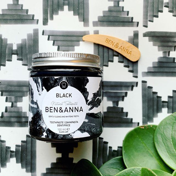 Ben & Anna Charcoal Toothpaste