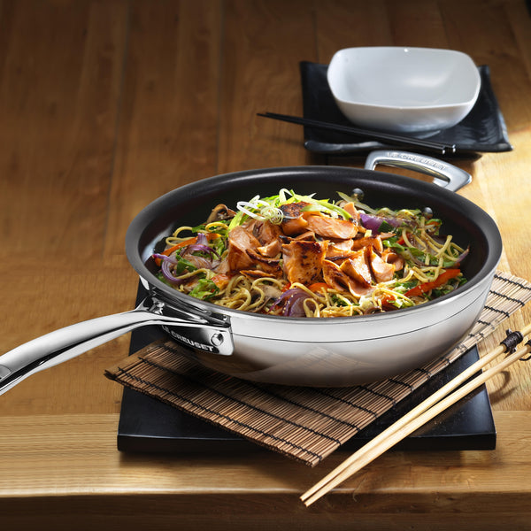 Le Creuset 3-Ply Stainless Steel Non-Stick Frying Pan 30cm
