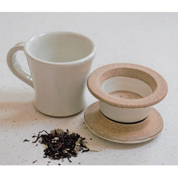 Chai Cup and Strainer Set