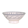 Marrakech Medium Serving Bowl - French Grey