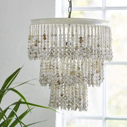 Flur Beaded Pendant Light