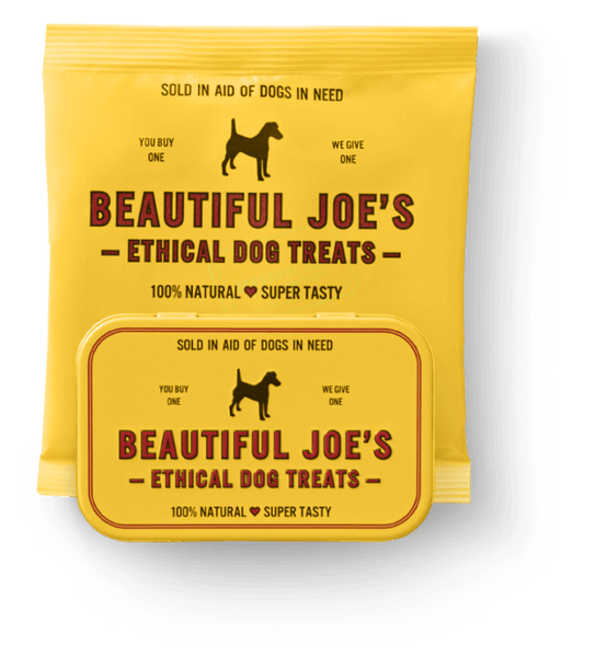 Beautiful Joes Ethical Dog Treats