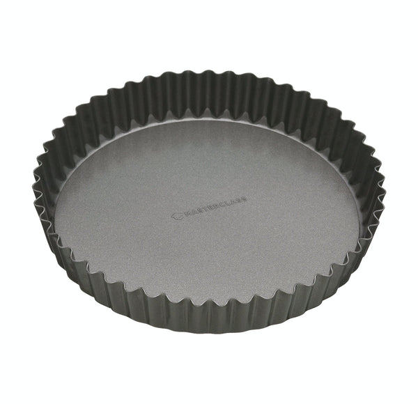 Non Stick Loose Base Quiche Tin