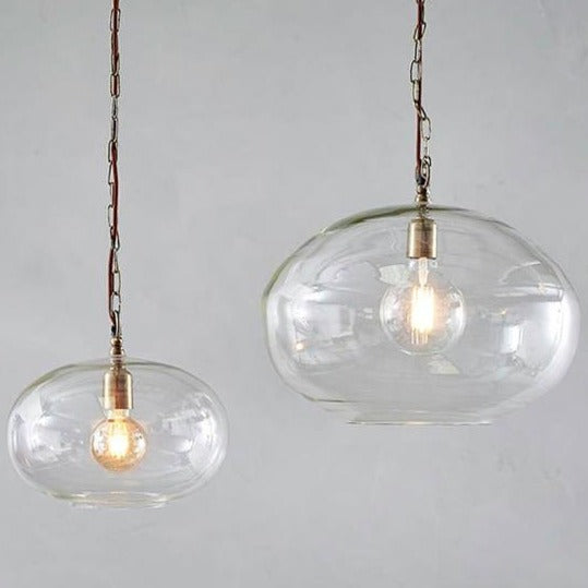 Otoro Glass Pendant Light