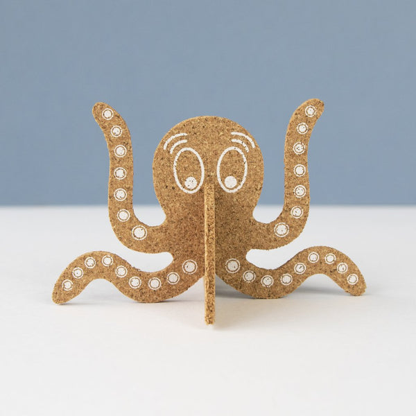Pop A Cork - Pop Out Octopus