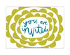 'You are Invited' Pack of 8 Invite Cards - Quince Living