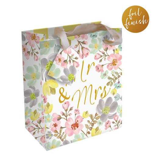 Mr & Mrs Gift Bag