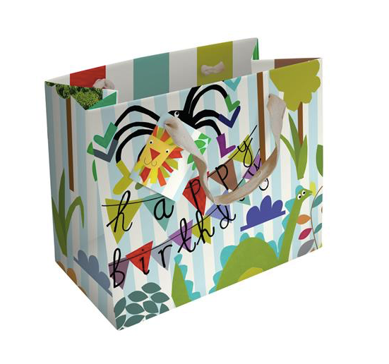 Large Party Animals Gift Bag