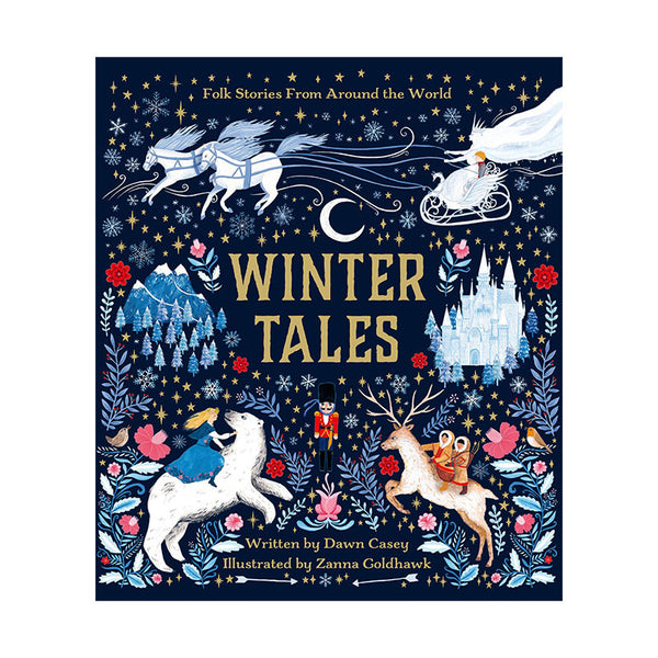Winter Tales: Folk Stories from Around the World