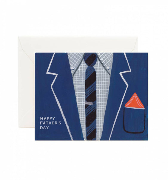 Suit Father's Day Card - Quince Living