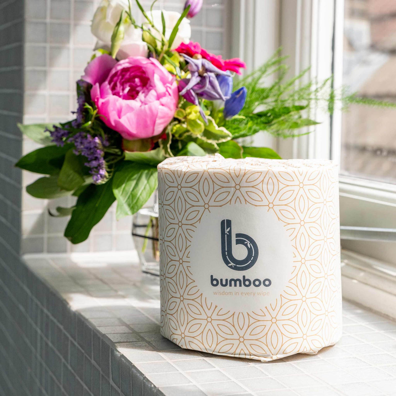 Luxury Bamboo Toilet Roll