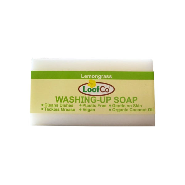 Lemongrass Washing-Up Soap Bar