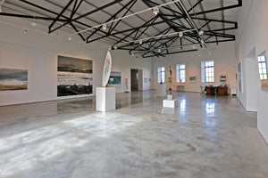 Jackson Foundation Gallery Interior