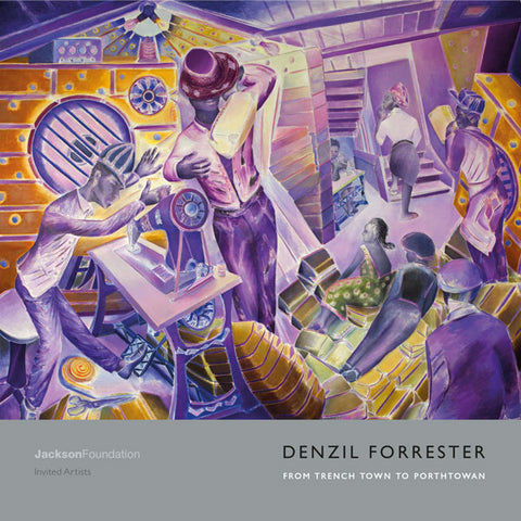 Denzil Forrester: From Trench Town to Porthtowan (2018)