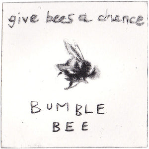give bees a chance. 2013.