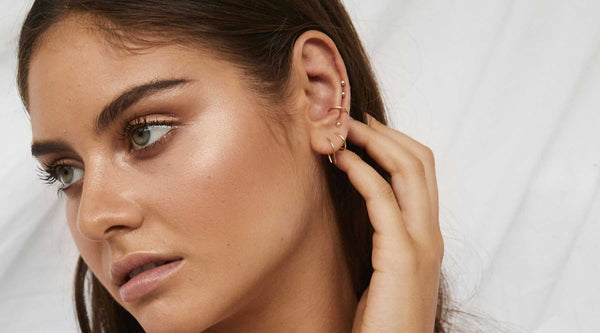 A Guide To Multiple Ear Piercings