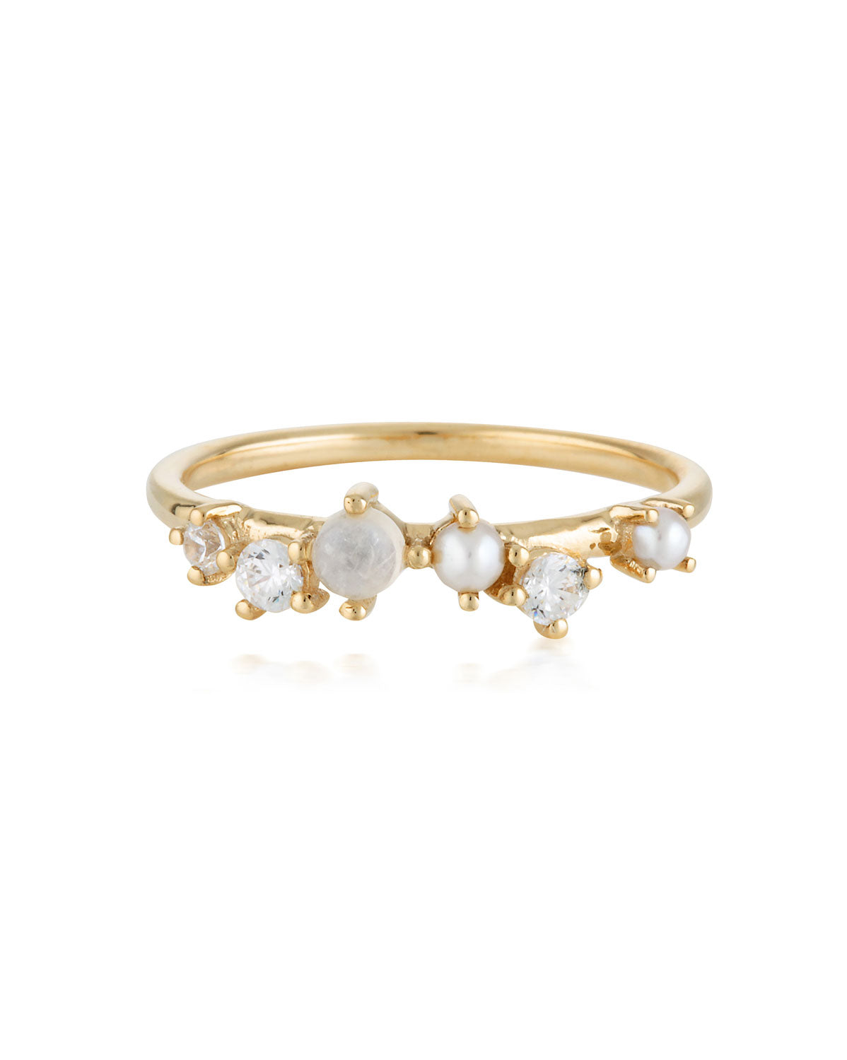 Lumière Ring | 9k Gold