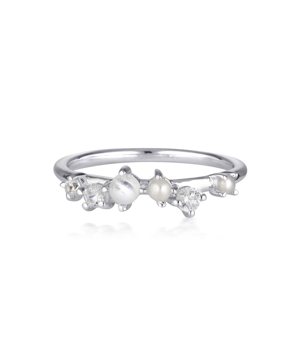 Lumière Ring | Silver