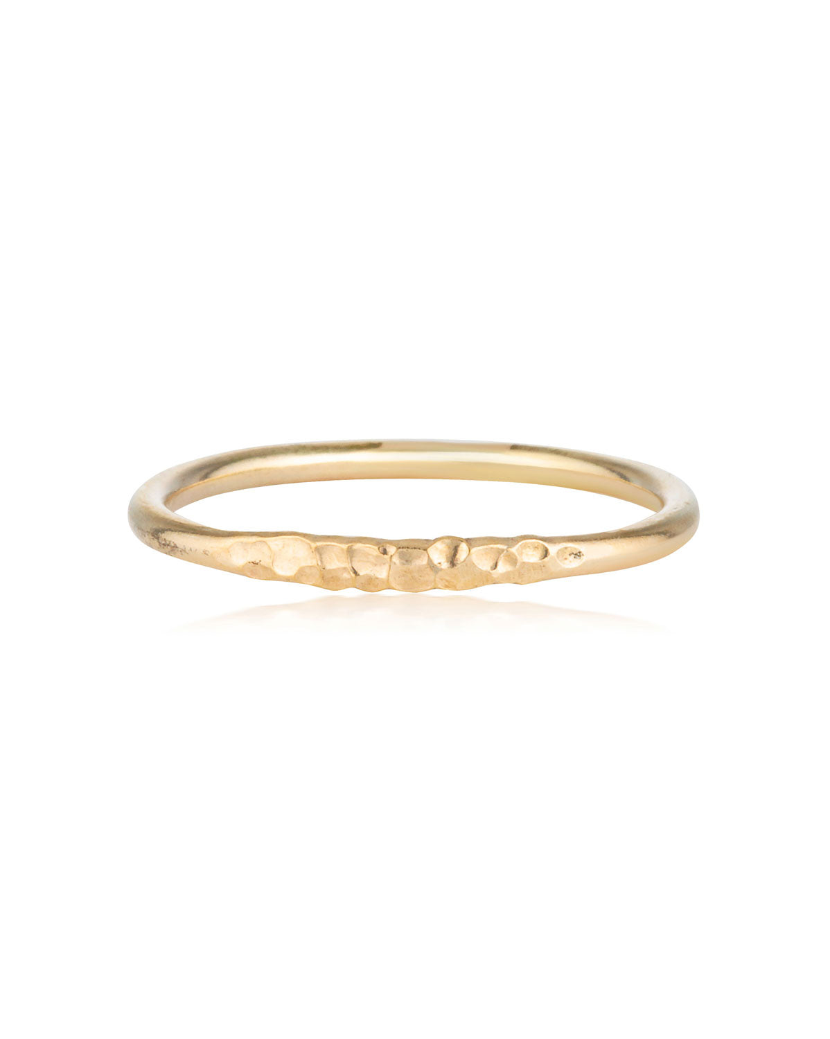 Lumière Signet Ring | 9k Gold