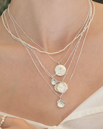 Layering Chain | Silver