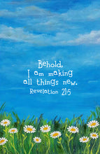 Revelation 21:5 Framed Print