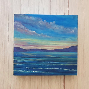 Original Painting - Irish Seascape