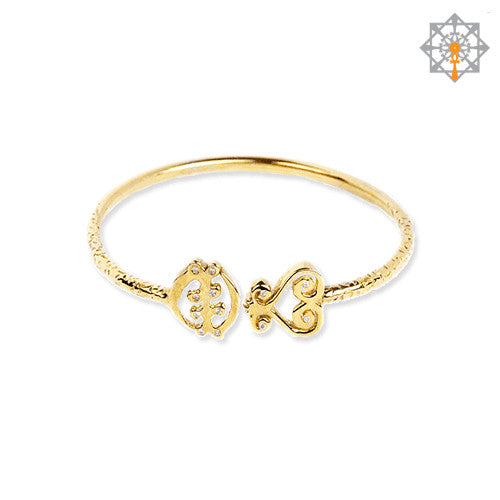 Adinkra Bangle