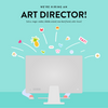 We're Hiring an Art Director!