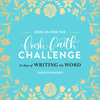 Join Us for the August Fresh Faith Challenge!