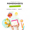 Inside 2018 PowerSheets: How They Work!