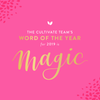 Introducing Cultivate's Word of the Year!